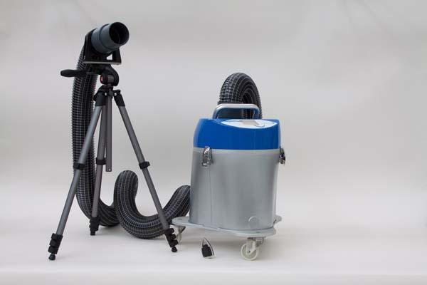 MyFog - Fog generator for airflow visual testing