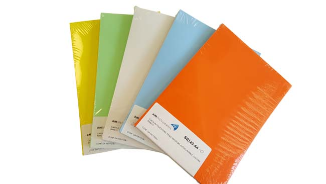 Pharmaclean® cleanroom colored paper
