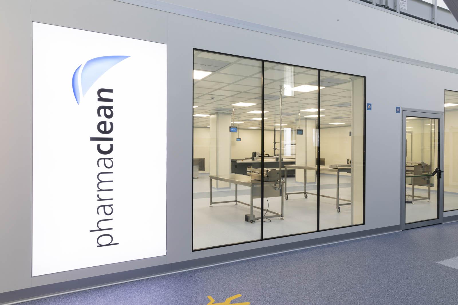 Pharmaclean Cleanroom