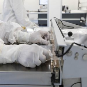 Packaging Process in Cleanroom