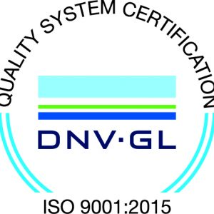 ISO 9001:2015 Quality System Certification