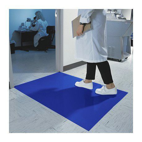 Decontaminating Cleanroom Mat